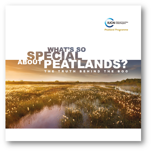 What's So Special about Peatlands leaflet link