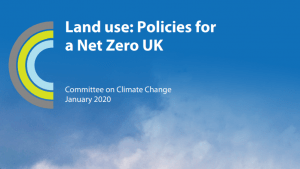 Land use: policies for a Net Zero UK CCC report
