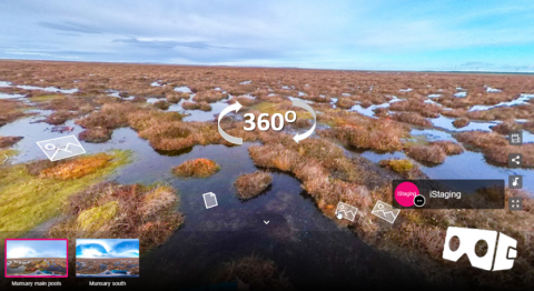 3D VR 360 Videos