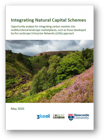 Integrating Natural Capital Schemes report, May 2020