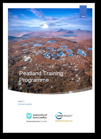 Peatland training programme - Part 1