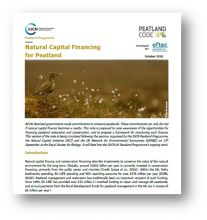 Natural Capital briefing